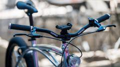 Moto Morini Limited E-Bike, manubrio e sella
