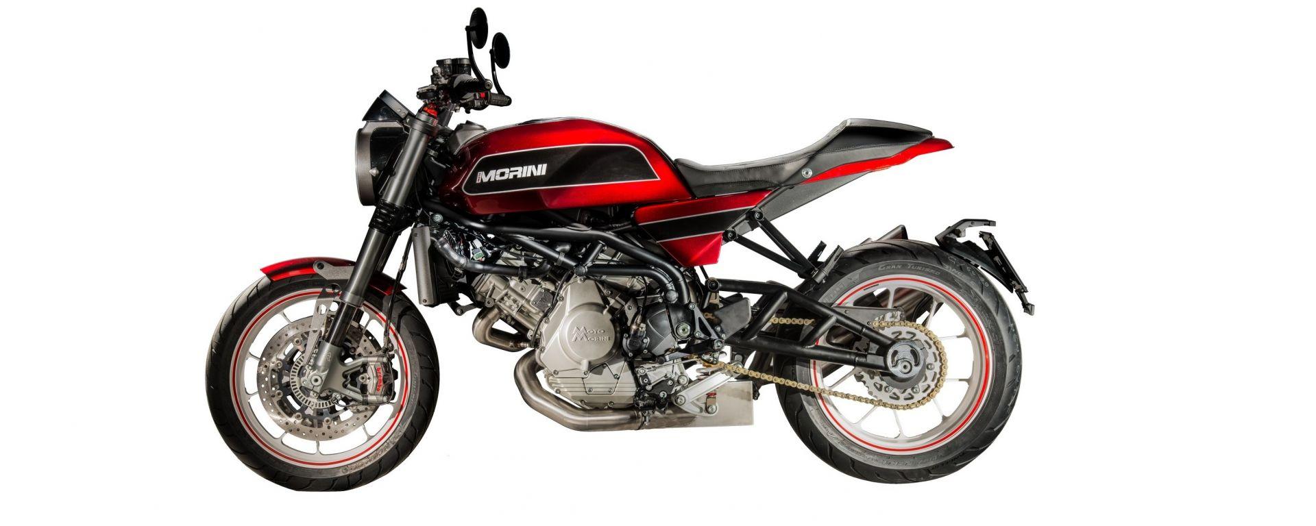 Moto Morini Milano: 30 moto in edizione limitata a ottobre 2018