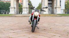 Moto Morini Milano: frontale