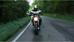 Moto Morini Milano: il faro anteriore non è a LED