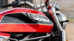 Moto Morini Milano: il serbatoio
