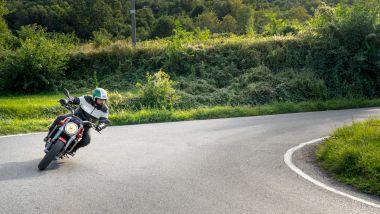 Moto Morini Milano: in azione tra le curve