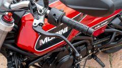 Moto Morini Milano: la frizione è idraulica