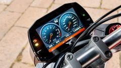 Moto Morini Milano: la strumentazione digitale da 5 pollici