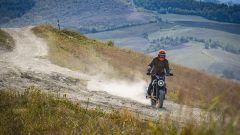 Moto Morini Super Scrambler 1200: in off-road ci va davvero