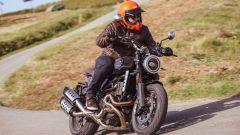 Moto Morini Super Scrambler 1200, piacere analogico. La prova  - Immagine: 8