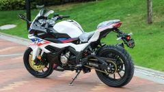 Moto S450RR: sportiva di media cilindrata in vendita nei paesi asiatici