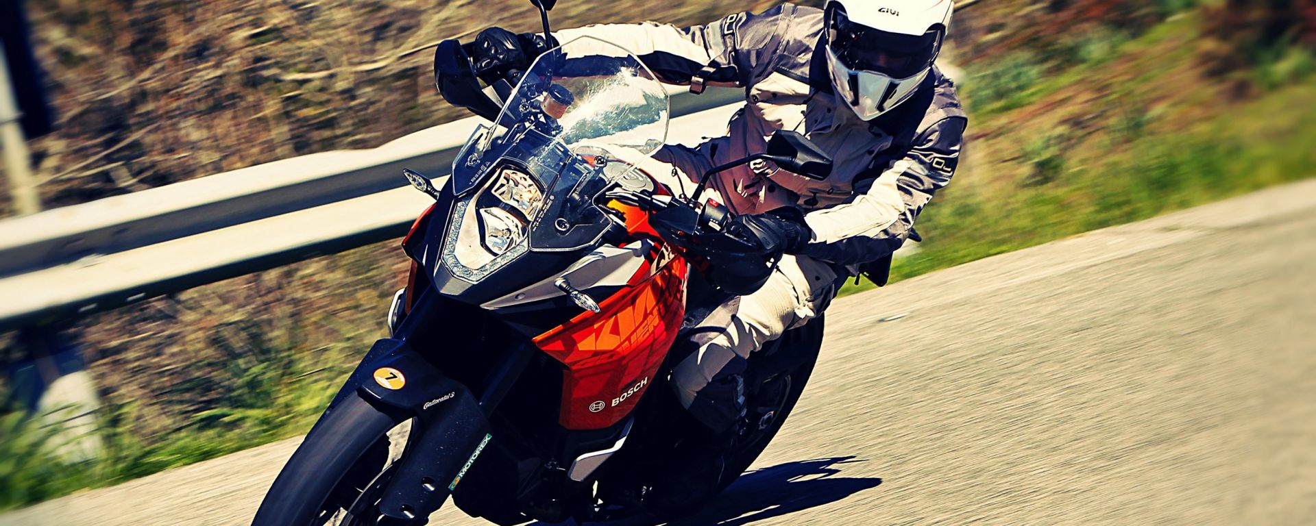 KTM 1190 Adventure MSC