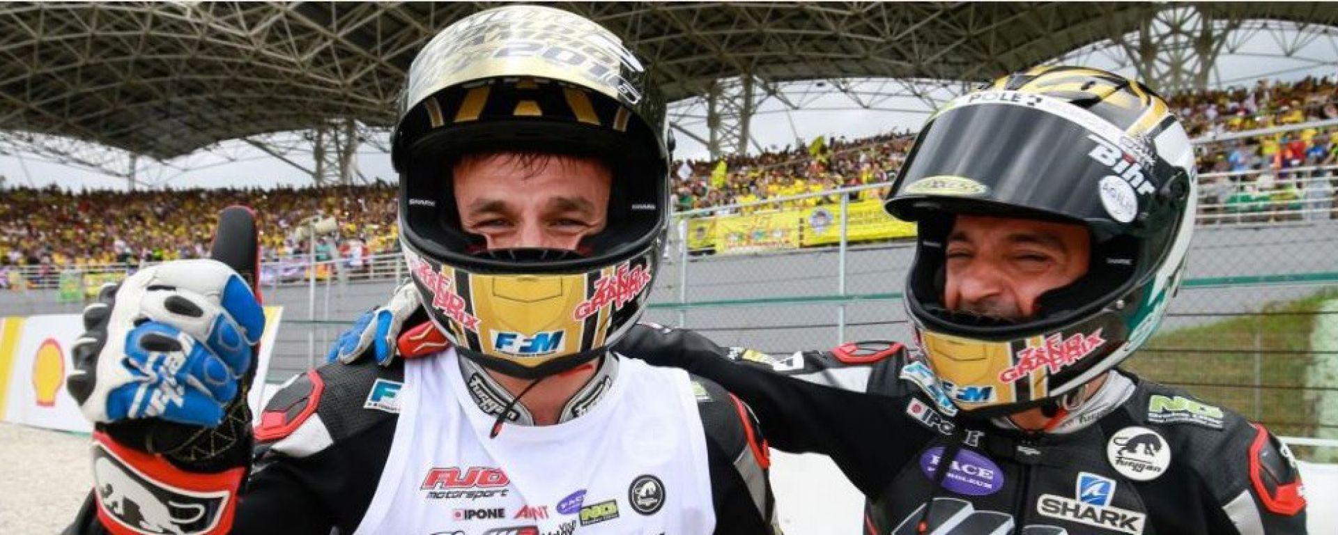 BIS MONDIALE: Johann Zarco al suo secondo alloro iridato in Moto 2