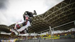 MOTO2 2016: Johann Zarco raddoppia... anche con i salti mortali