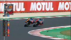 Moto2 2020, GP San Marino e Riviera di Rimini: Luca Marini e Marco Bezzecchi duellano per la vittoria