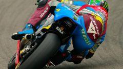 MOTO2 SEPANG 2016: Franco Morbidelli in piega