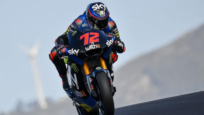 Moto2, Test Qatar 2021, Marco Bezzecchi (Kalex)