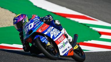 Moto3 2021, GP Italia: Jason Dupasquier