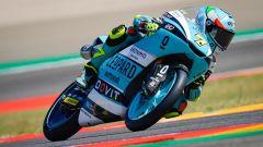 GP Aragona 2021, cronaca e risultati della Moto3 e della Moto2