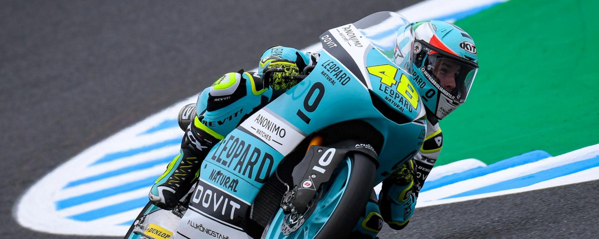 Moto3 Giappone 2019, Motegi: Lorenzo Dalla Porta (Team Leopard)