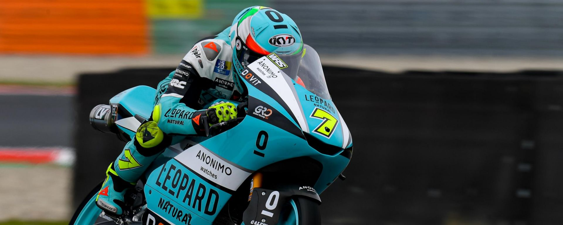 Moto3 Olanda 2021, Assen: Dennis Foggia (Leopard Racing)