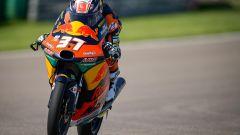 GP Germania 2021, le gare della Moto3 e della Moto2