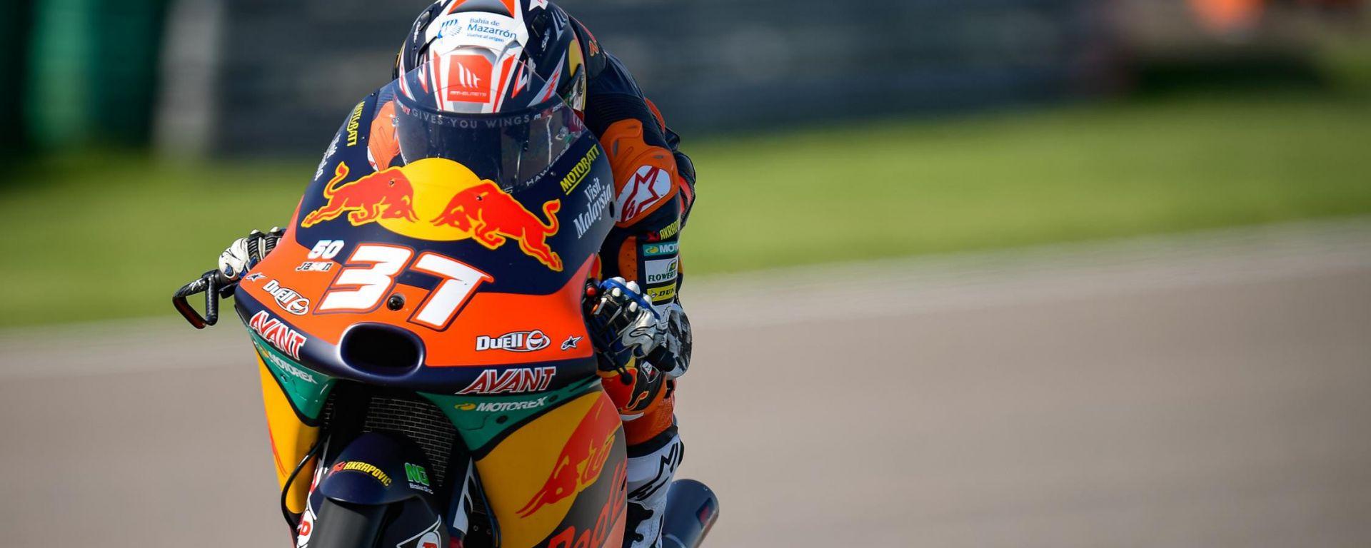 Moto3, Pedro Acosta (KTM)