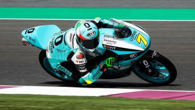 Moto3, Test Qatar 2021, Denis Foggia (Honda)