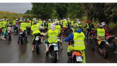 Coronavirus: diventa volontario motociclistico FMI