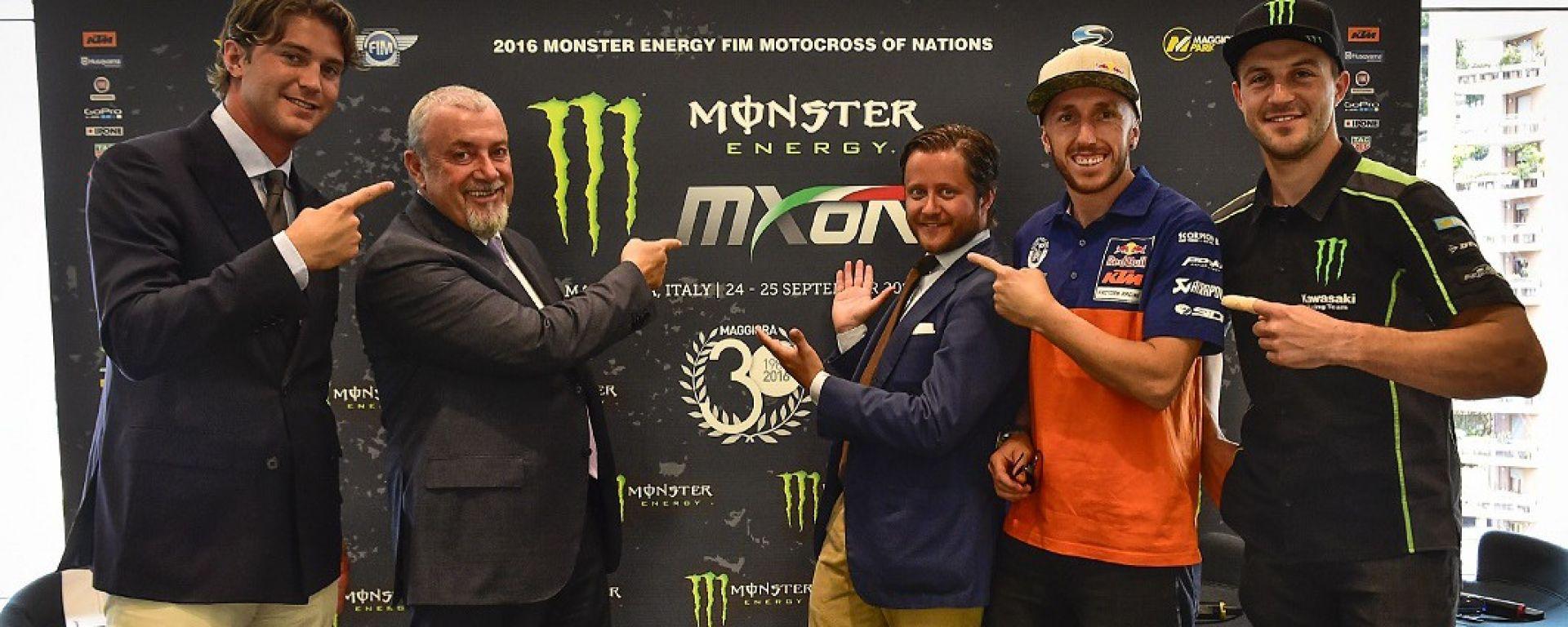 Motocross delle Nazioni 2016: dopo trent'anni torna a Maggiora!