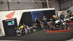 Motodays 2017, gamma Honda