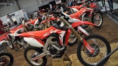 Motodays 2017, Honda CRF450X
