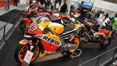 Motodays 2017, Honda da MotoGP
