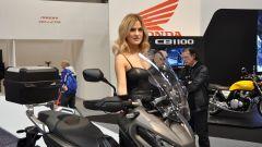 Motodays 2017, Honda girl