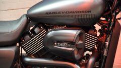 Motodays 2017, motore Harley-Davidson Street Rod 2017
