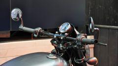 Motodays 2017, ponte di comando dell'Harley-Davidson Street Rod 2017