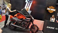 Motodays 2017, presentazione Harley-Davidson Street Rod 750