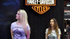 Motodays 2017, ragazze Harley-Davidson