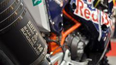 Motodays 2017, scarico KTM 450 Rally