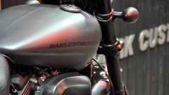Motodays 2017, serbatoio Harley-Davidson Street Rod 2017