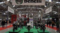 Motodays 2017, stand Benelli