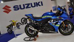 Motodays 2017, stand Suzuki