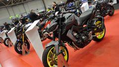 Motodays 2017, Yamaha MT-07