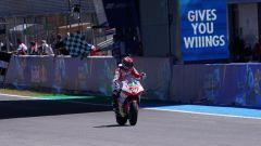 MotoE Spagna 2021, Jerez: Alessandro Zaccone (Pramac Racing)