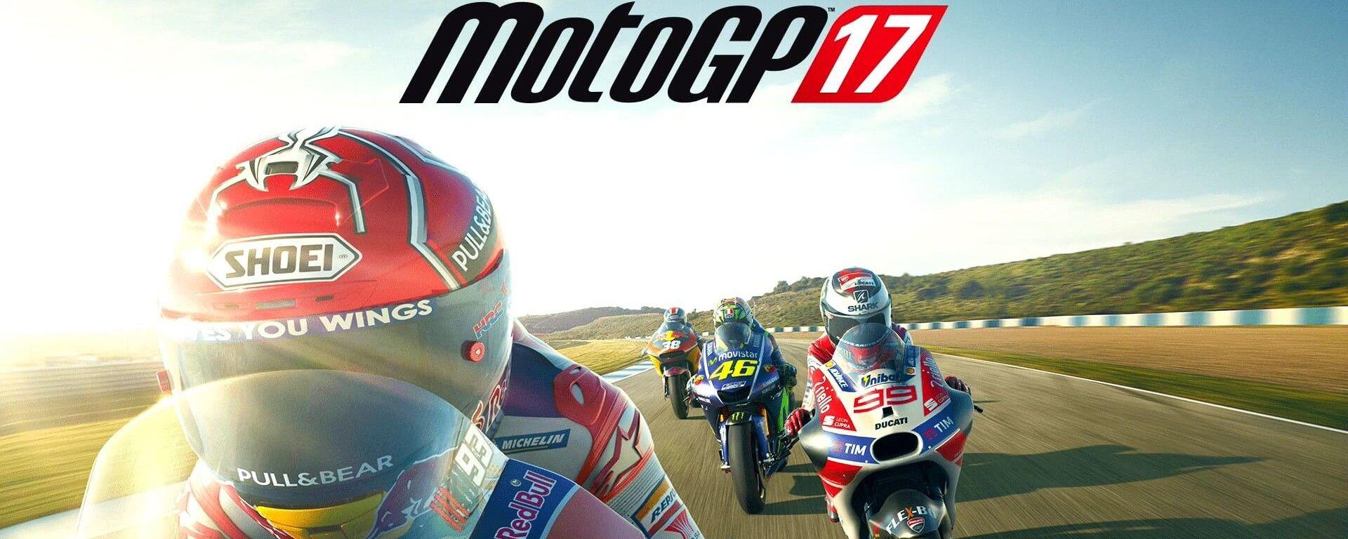 MotoGP 17 è già presente sugli scaffali da Luglio 2017 per le piattaforme PC, PS4 e Xbox One