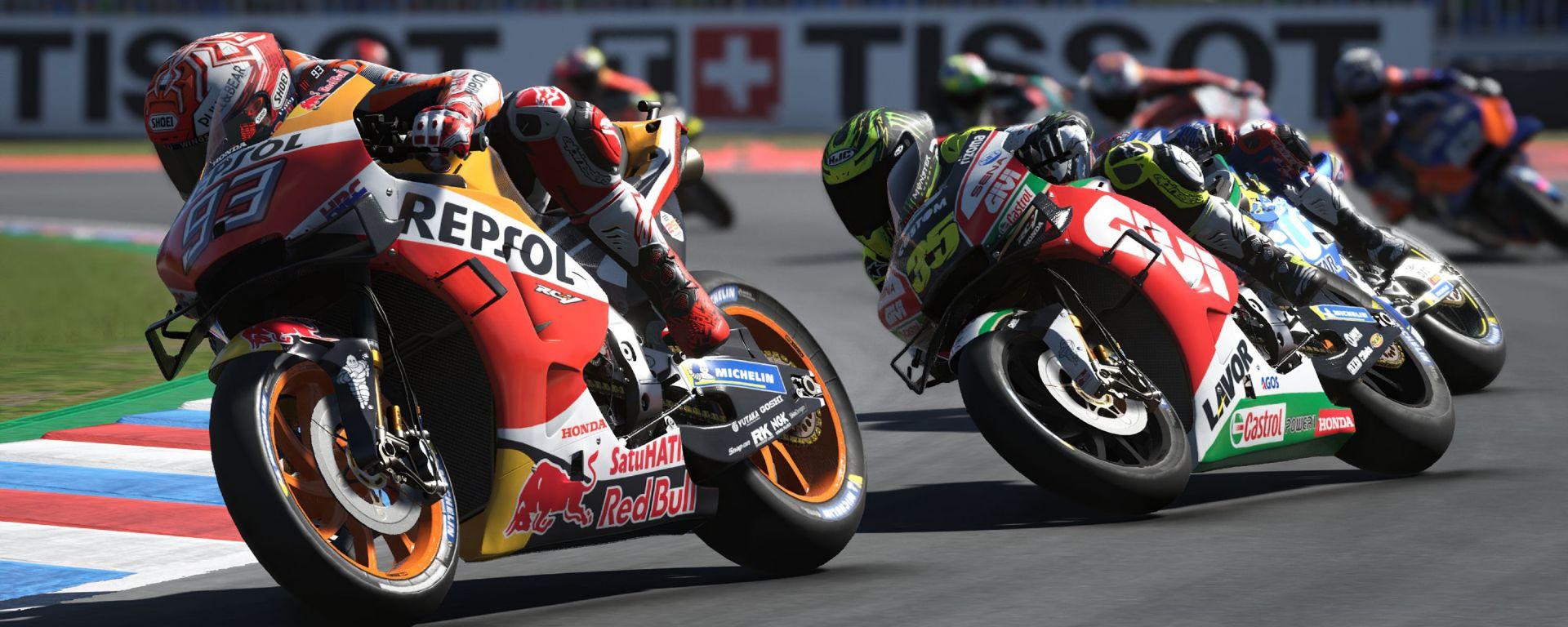 MotoGP 20, il videogame ufficiale