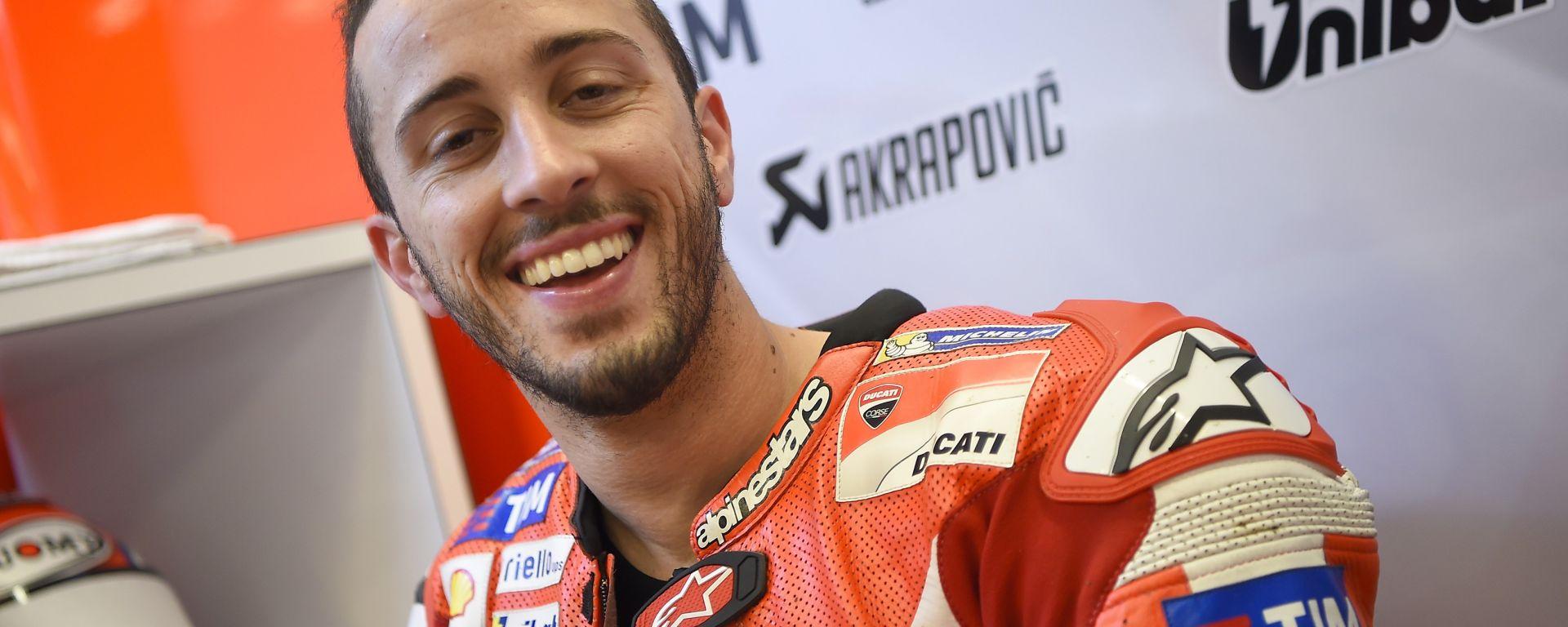 Andrea Dovizioso: cosa manca alla Ducati dopo i test di Barcellona