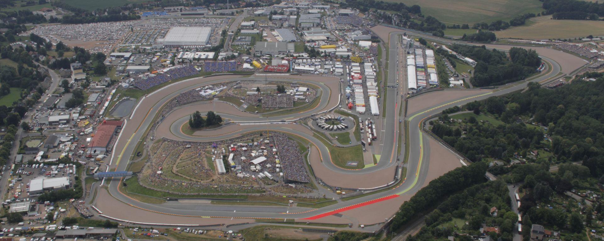 MotoGP 2016 Germania: orari e diretta TV del GP al Sachsenring