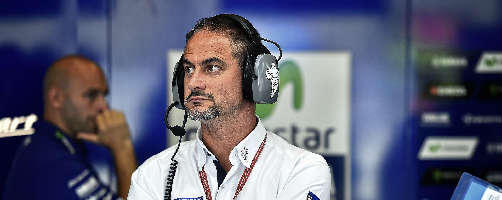 MotoGp 2016: intervista a Piero Taramasso, Michelin