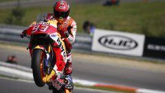 MotoGP 2016 Repubblica Ceca: Marquez in Pole a Brno davanti a Lorenzo e Iannone  - Immagine: 1