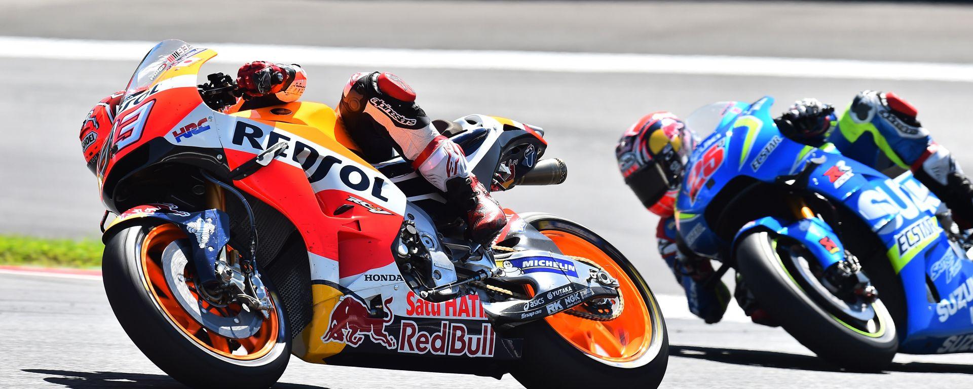 MotoGP 2016 Repubblica Ceca: Ducati e Yamaha vicine, Marquez il più veloce del Venerdì