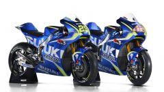 MOTOGP 2017: Andrea Iannone e Alex Rins hanno presentato la nuova Suzuki GSX-RR - Immagine: 16