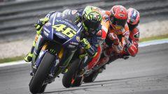 MotoGP 2017, Assen - Rossi, Marquez, Petrucci
