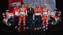 MotoGP 2017: Ducati apre la Stagione presentato il Reparto Corse 2017 - Immagine: 1